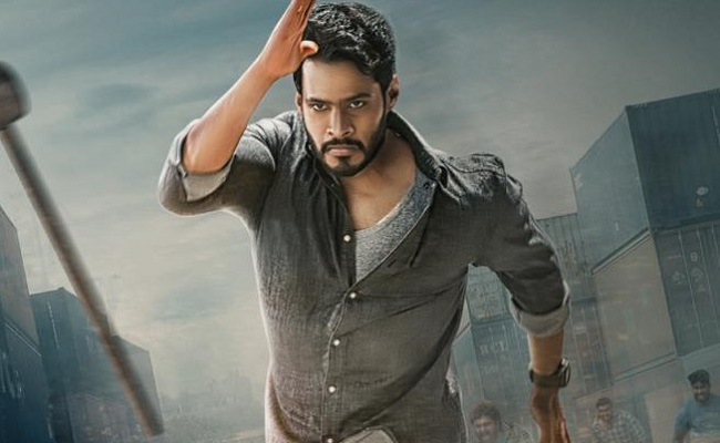 Rider First Look: Nikhil In Action Mode