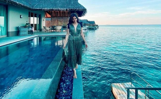 No 'biggini shoot' for Samantha Akkineni