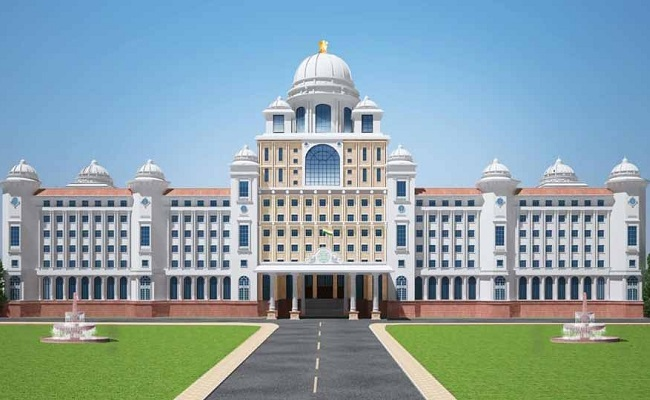 T'gana's new Secretariat design looks more like Mosque