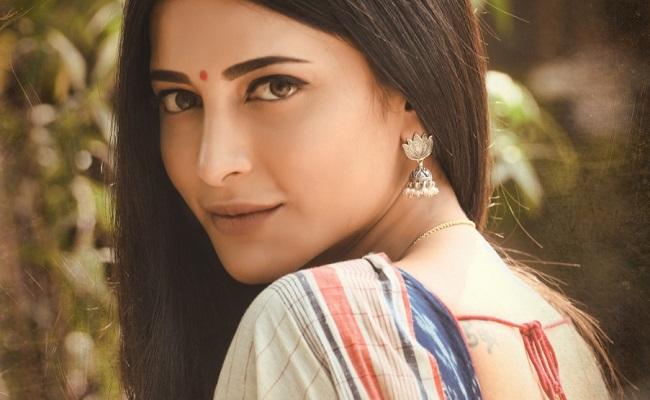 Shruti Haasan talks about having anxiety disorder