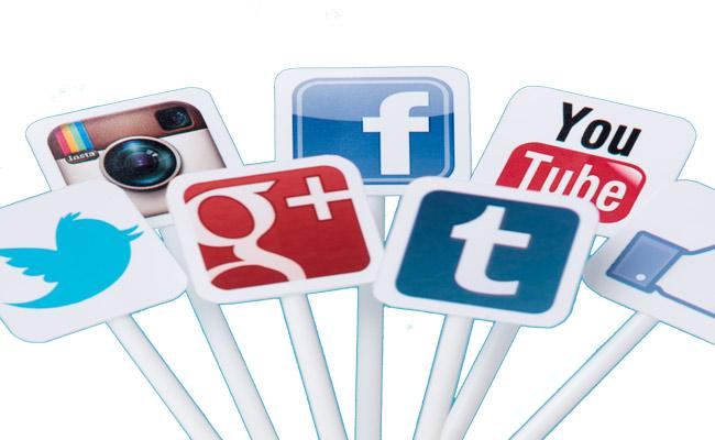 Major players in Hyd polls battling it out on social media