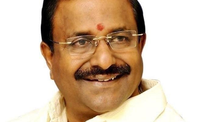 Kanna sacked, Veerraju becomes AP BJP chief