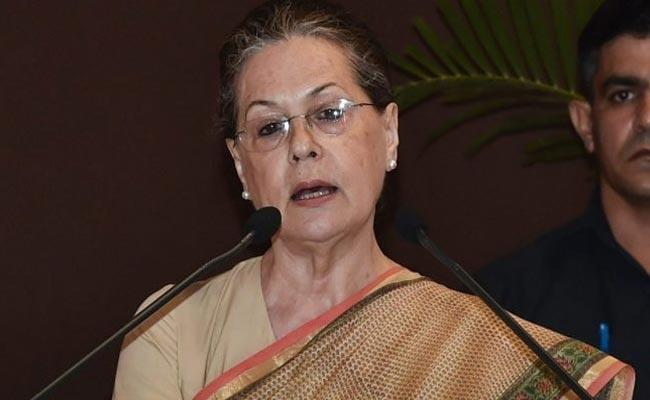 Sonia still hopes a Congress win in Telangana!