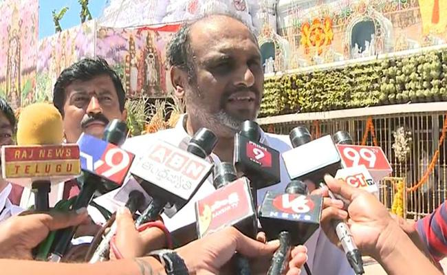 TDP Loses Yet Another Leader In Chittoor