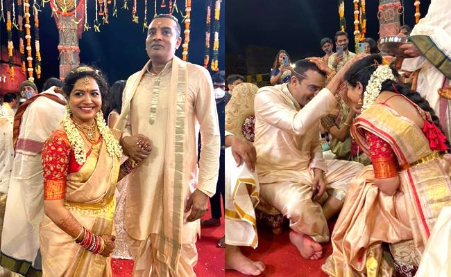 Pics: Singer Sunitha's Grand Wedding