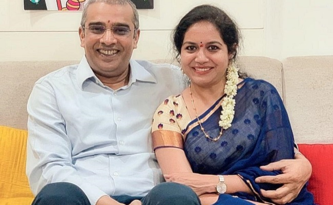 Sunitha and Ram to Move into New House