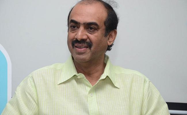 Suresh Babu Gets Shocked with Digital Earnings