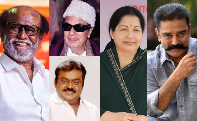 In TN, today's movie stars are tomorrow's CM aspirants