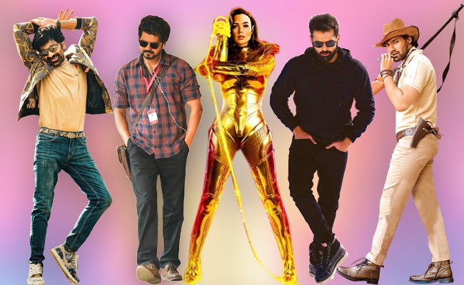Top 5: Tolly Trade Had A Feast For Sankranthi