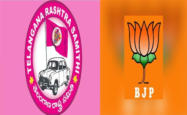 GHMC polls: Battle lines drawn between TRS, BJP