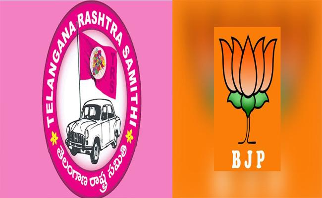 Votes And Shares: BJP Is Equal To TRS
