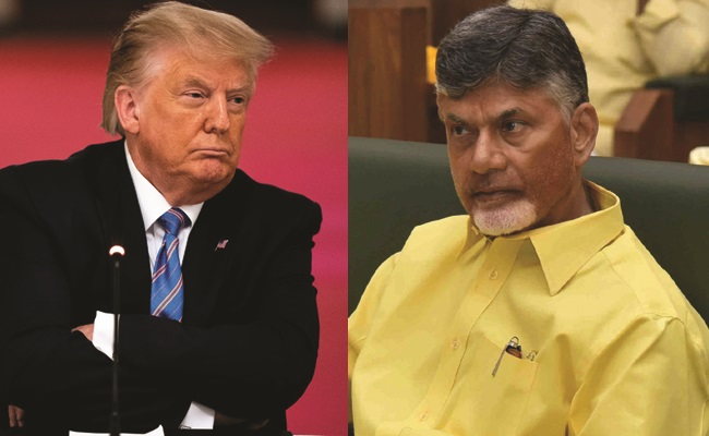 Trump Consulting Naidu On Managing Systems?