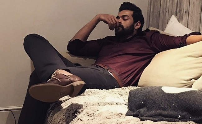 Varun Tej is waiting for 'world to come back to normalcy'