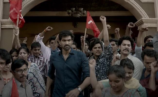 Virataparvam 1st Glimpse: Gripping And Monumental!