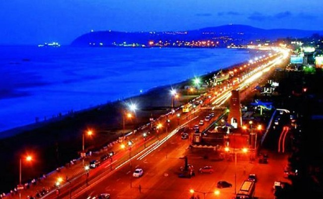 Vizag in contention for world smart city award