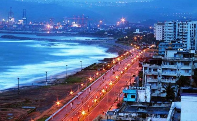 Vizag To Be Developed As IT Hub!
