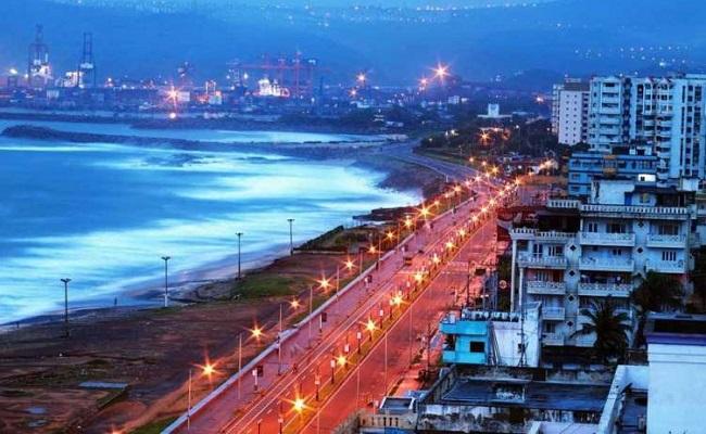 Andhra I-Day Celebrations Not In Vizag