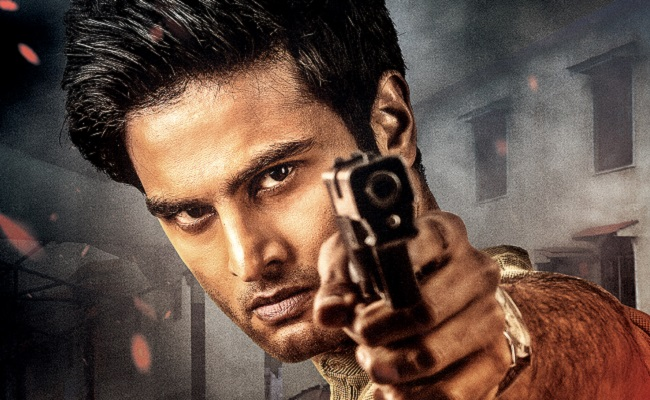 Sudheer on how he prepared for his agile cop role in 'V'
