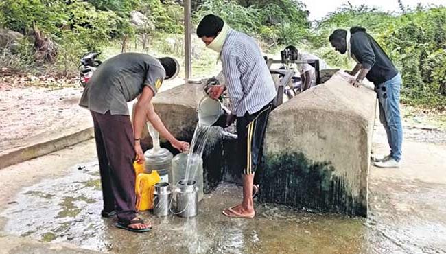 Medicinal Values In Telangana Water