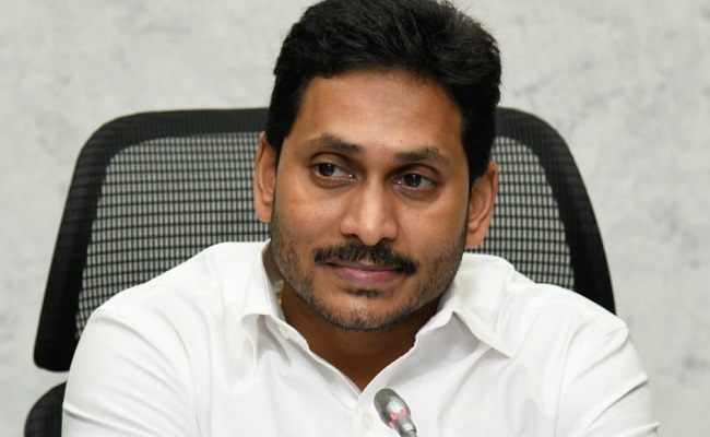 YS Jagan's Silent Moves Towards Development