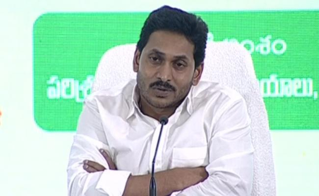 Jagan backs Modi over remarks made at all-party meet