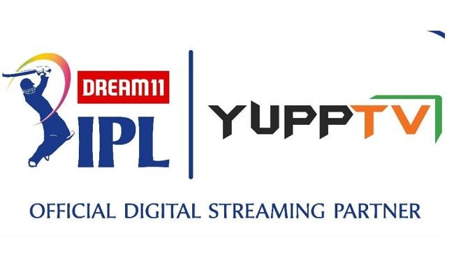 YuppTV acquires rights of Dream11 IPL 2020