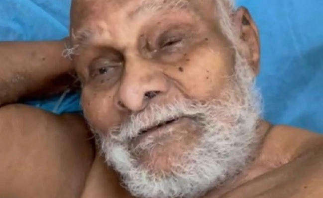 110-year-old man beats Covid in Hyderabad