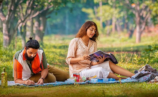Pic: M S Raju's new-age tale of love & life 7Days 6Nights