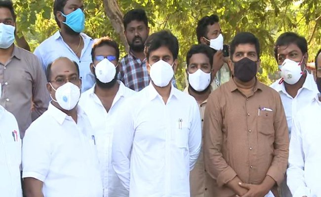 Counting of votes for Tirupati LS by-election begins