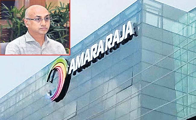 Not Targeting Amara Raja Batteries: Andhra Govt