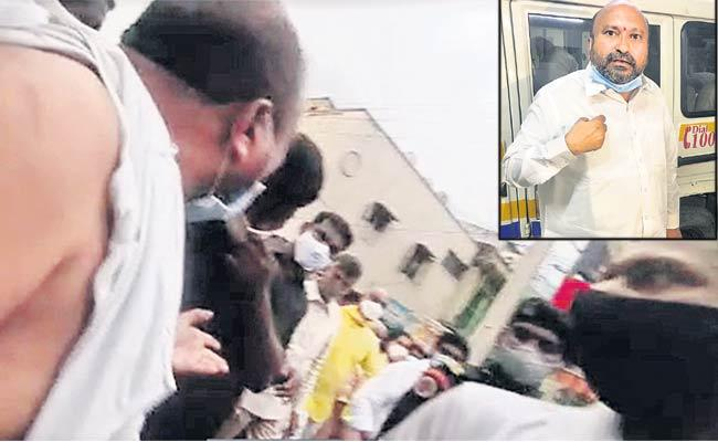 This Man Fears Life Threat From Naidu