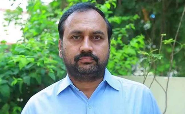 RK Meets Sharmila On Behalf Of Jagan?