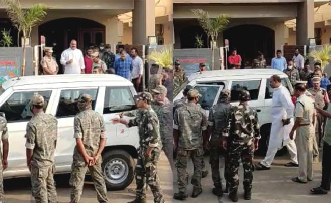 Atchan Naidu Remanded To 14-Day Jail