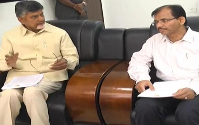 Was Naidu's Anger Against Dwivedi Still Alive?