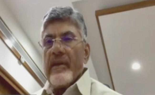 Naidu plans to exploit VSP issue to stall capital shift?