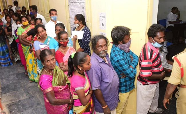 TDP, YSRCP's conflicting claims on 3rd phase poll results