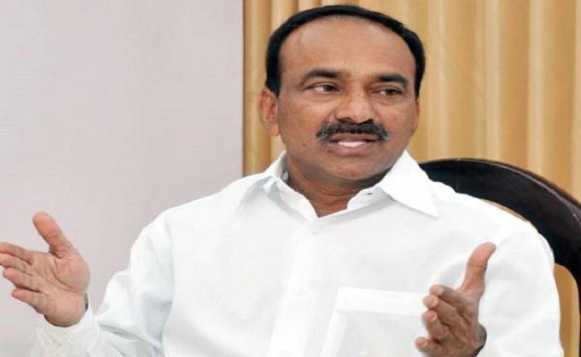 Etela Rajender resigns, attacks Telangana CM