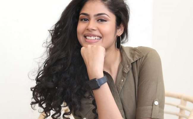 Nag Ashwin Spotted me at A College Event: Actress