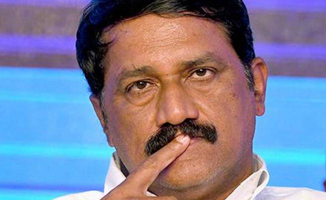 Ganta ready to call it quits to TDP?.. - Greatandhra.com