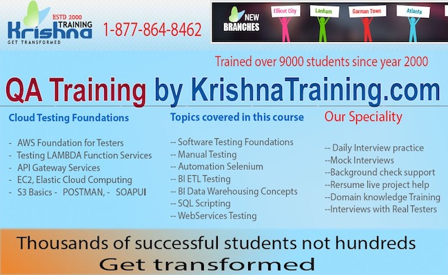 QA Career is Transforming the lives of many in USA