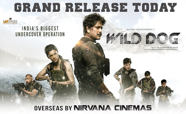 Wild Dog US Premieres From Today