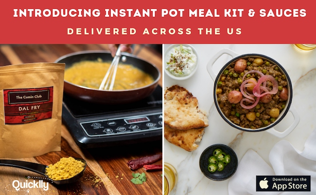 Introducing Instant Pot Meal Kits & Sauces | Quicklly
