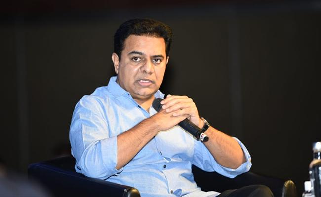 T'gana's IT exports would've been higher: KTR