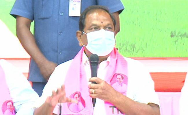 TRS Launches Offensive Against Eatala