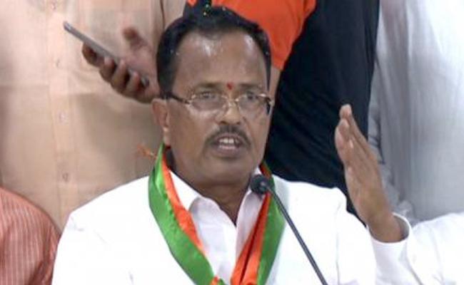 Mothkupalli to quit BJP, join TRS