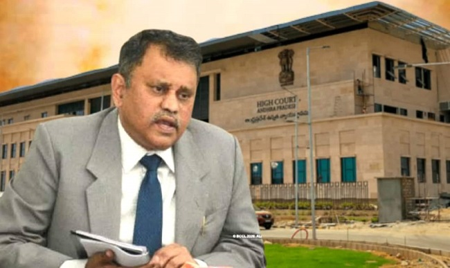 AP High Court Clips Nimmagadda Wings