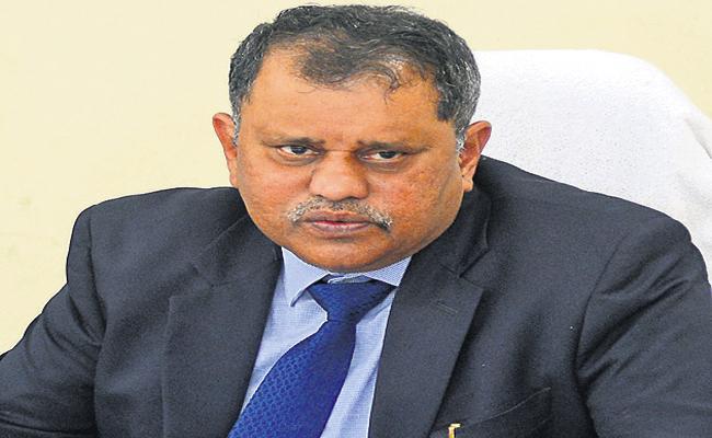 Nimmagadda Suspends Ward Election In Tirupati