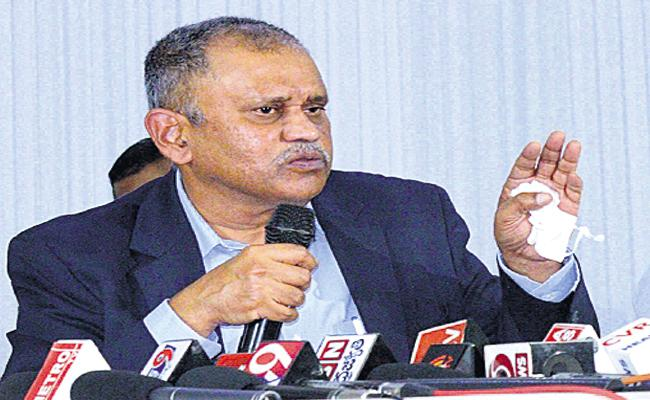 Nimmagadda's Another Decision Irks YSRCP
