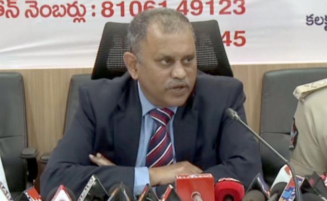 Nimmagadda Gears Up For Municipal Polls