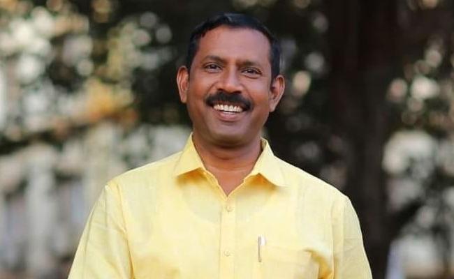 TDP's Palla Srinivasa Rao Is The Big Shark In Land Scam